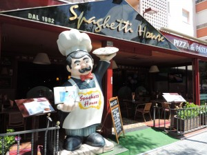 italian restaurants in salou