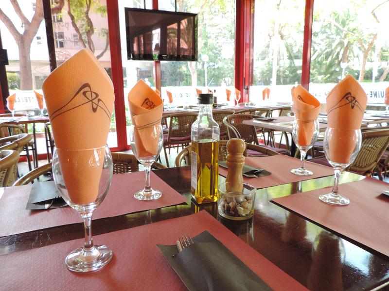 Restaurante Spaghetti House en Salou
