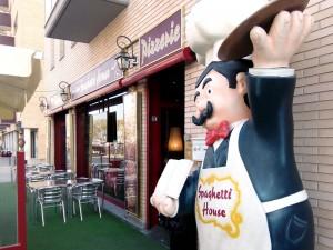 Pizzerí en Vila-Seca Restaurante spaghetti house vilaseca